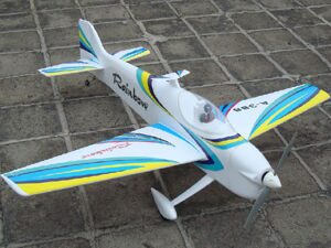 Rainbow F3A 3D Aerobatic, PNP, Blue