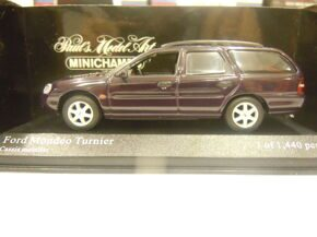 Ford Mondeo Turnier 1997 Purpe metalic