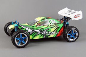 1/10th Scale Electric Powered Off Road Buggy