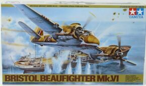 Tamiya 1/48 Bristol Beaufighter Mk.6