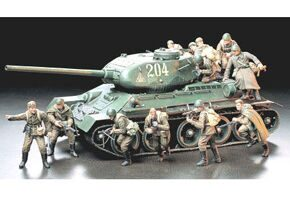 1/35 Russian army assault infantry 35207