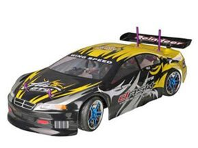 1:10 On-road Racing car 4WD, VX.18, RTR, 2.4G