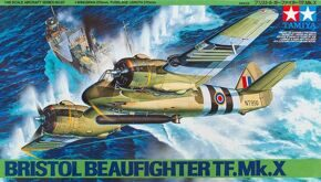 Tamiya 1/48 Bristol Beaufighter Tf.mk.x