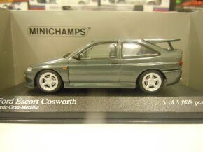Ford Escort Cosworth 1992 Grey metsllic