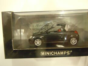 Opel Tigra Twin Top 2004 Black metallic
