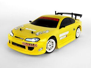 1:10 On-Road Racing car X-Ranger EBL 4WD, RTR, 2.4G, Light system