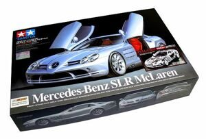 24331 Tamiya 1/24 Mercedes-Benz SLR McLaren Full View...