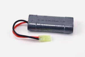 Аккумулятор 7.2V 1100mAh Ni-Mh Battery (Mini Tamiya plug) - HSP58049
