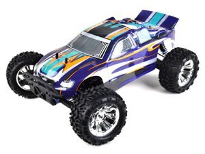 1:10 Off-road Monster Truck BLX10 PRO 4WD, EBL, RTR, 2.4G, Waterproof