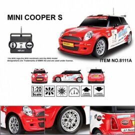 Машина MJX Mini Cooper S (JCC Version) #7 1:20