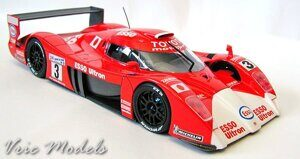 Toyota GT-One (1:24)