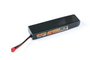 Аккумулятор Team Orion Batteries 11.1V 6000mAh 45C LiPo Carbon FLX for HPI Deans plug